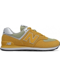 New balance sports shoes ml574 w
