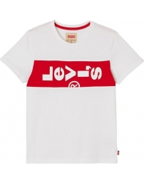 Levis camiseta horizontal logo jr