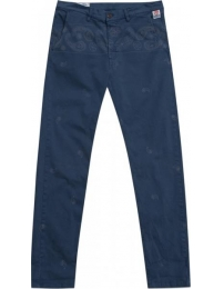 Franklin marshall pantalón uniform blue