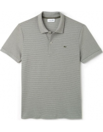 Lacoste polo shirt shirt striped mini piqué