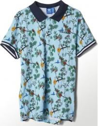 Adidas polo shirt shirt island sst