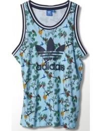 Adidas t-shirt alças island sst