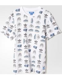 Adidas t-shirt nigo 25 art