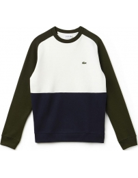 Lacoste sweatshirt color block