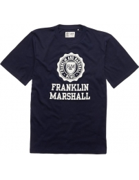 Franklin & marshall camiseta shinny print