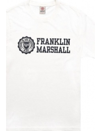 Franklin & marshall t-shirt jersey round neck