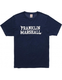 Franklin & marshall t-shirt jersey print