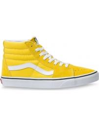 Vans sapatilha sk8-hi cyber yellow
