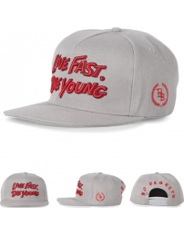 Boombap live fast die young cap