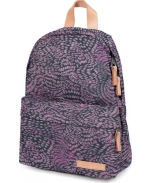 Eastpak backpack mini frick pink pearls