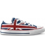 Converse tênis ct ox uk flag