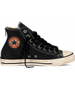 Converse sports shoes ct back zip hi