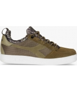 Diadora sports shoes b elie camo socks
