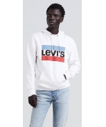 Levis sweat c/capuz olympic