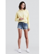 Levis calçao 501 short back to your