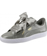 Puma sports shoes basket heart w