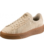 Puma sports shoes basket platform ow w