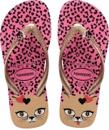 Havaianas sandalia fun shocking kids