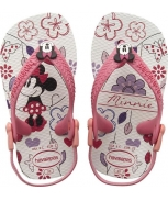 Havaianas chinelo baby minnie mouse