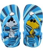 Havaianas chinelo baby snoopy