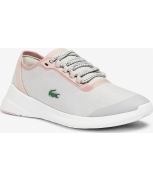Lacoste sports shoes lt fit synthetic and clothinge trainers w