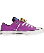 Converse sports shoes ct all star double tongue