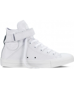 Converse sports shoes all star brea leather hi