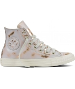 Converse tênis chuck taylor all star brush off leather hi