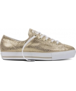 Converse sports shoes chuck taylor all star high line metallic leather ox