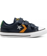Converse zapatilla star player leather twist easy-on ox k