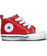 Converse sapatilha all star first crib