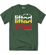 Lrg camiseta mount lifted