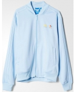 Adidas chaqueta supercolor sst pharrell williams