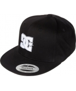 Dc gorra snappy jr