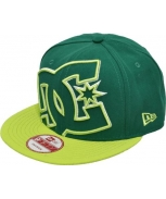 Dc gorra double 9 fifty