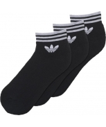 Adidas calcetines pack3 trefoil ank str