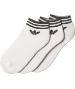 Adidas socks pack3 trefoil ank str