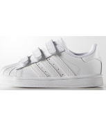 Adidas tênis superstar foundation cf inf