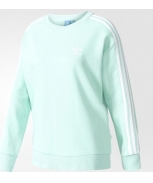 Adidas sweatshirt 3 stripes a line w