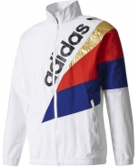 Adidas chaqueta tribe track top windbreaker