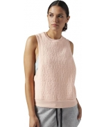 Reebok t-shirt of alças yoga pose w