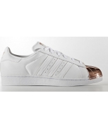 Adidas sports shoes superstar metal toe w
