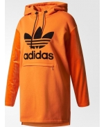 Adidas sweat c/ gorrauz brklyn heights w