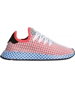 Adidas sapatilha deerupt runner solar bird jr