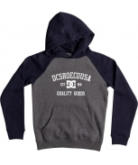 Dc sweat c/ capuz headphase ph kids
