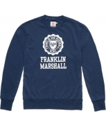 Franklin & marshall sweat fleece round neck