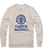 Franklin & marshall sweat fleece hooded