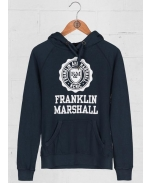 Franklin & marshall sweatshirt c/ capuz w