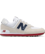 New balance tênis gc574 jr