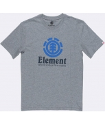 Element camiseta vertical